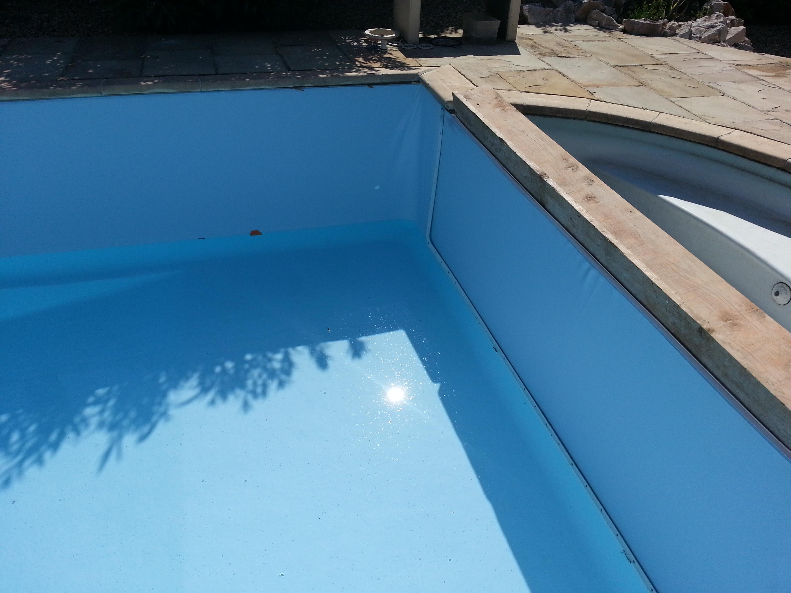 liner sur mesure piscine c t jardin. Black Bedroom Furniture Sets. Home Design Ideas